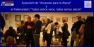 Exposicion Acuarelas en el Circulo de Bellas Artes de Madrid